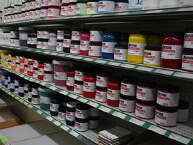 spectrachem, waterbased screen printing inks, plastisol inks, boston screen printing
